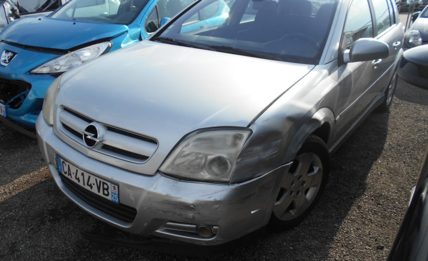 2003 OPEL SIGNUM Phase 1